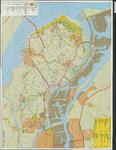 TA_ALG_037 Kleurenplattegrond Voorne - Putten, 1987.