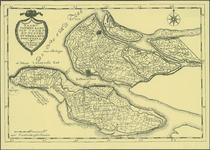 TA_ALG_045 Kaart van het Land van Voorn en Putten Overflaque Portugal &, [ca. 1980] origineel 1793.