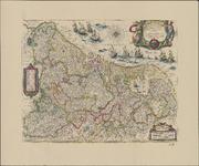 TA_ALG_050 NOVUS XVII, Inferioris Germaniae Provinciarum Typus, origineel 1608.