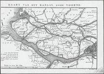 TA_ALG_094 Kaart van het Kanaal door Voorne, 1835.