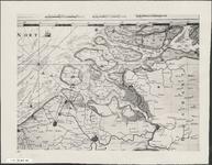 TA_ALG_105 Kaart (kopie) onderdeel van: Carte Nouvelle des Costes De Hollande, Zeelande, Flandre, Picardie &c. ...