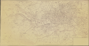 TA_ALG_107 kaart van Voorne-Putten en Rozenburg