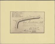TA_ALG_112_001 Den Vleerdamse Dijk, 1801.