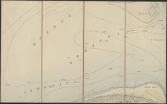 TA_ALG_115 Zeegat van Goeree, no. 520, 1876 / 1913.
