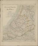 TA_ALG_185 Provinciaal Wegenplan van Zuidholland, 1927.