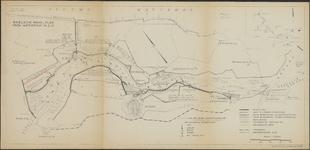 TA_ALG_196 BRIELSCHE MAAS-PLAN PROVINCIALE WATERSTAAT IN Z-H, [ca. 1955].