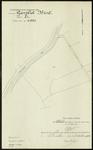 TA_BERN_006 Uittreksel uit het kadastrale plan gemeente Geervliet sectie E, 1934.