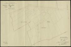 TA_BERN_007 Uittreksel uit het Kadastrale Plan Gemeente Geervliet, 1912.