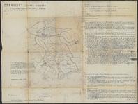 TA_BERN_013 GEERVLIET, Uitbreidingsplan regelende de bestemming in hoofdzaak voor het landelijk gebied der Gemeente, 1953.