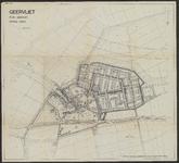 TA_BERN_014 GEERVLIET, plan Geervliet, 1962.
