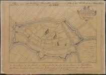 TA_BRIELLE_025 Briel, niet vermeld, gekopieerd van een kaart uit 1632.