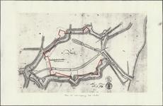 TA_BRIELLE_069 Plan van Vestingen, 1633.
