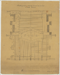 TA_DKR-RWS-HLVS_008 Plattegrond van het boven-sas in het eiland Voorne,
