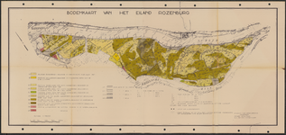 TA_GEO_001 Bodemkaart van het eiland Rozenburg, [ca. 1946].