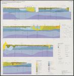 TA_GEO_024-004 Profielen behorende bij de Geologische kaart, profiel Oudenhoorn - Wateringveldsche Polder, profiel ...