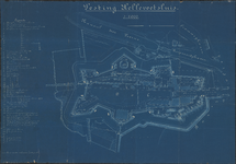 TA_HLVS_015 Vesting Hellevoetsluis, [ca. 1907].