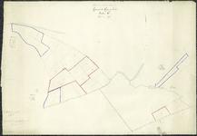 TA_KAD_GEE_002 Uittreksel uit het kadastrale plan Gemeente Geervliet, Sectie C, 1900.
