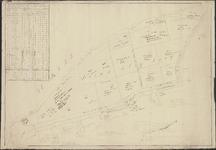 TA_OOSTV_028 Kaart en Begroting van de polder Nieuw Kleijburg zoo als dezelve in den jare 1816 door J.de Geus Rijks ...