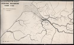 TA_REC_034 Reconstructie kaart omgeving Maasmond voor 1150,