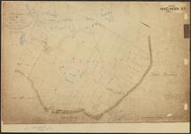 REC_035-005 Kadastrale minuutplan Hekelingen B3, 1838.
