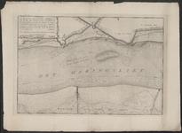 TA_RIV_009 Kaart van het Haringvliet en Rheede voor Hellevoetsluis, 26 October 1792.