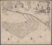 TA_RIV_024 Nieuwe Paskaert van de Kust van Hollandt tussen Texel en de Maes, [ca. 1709].