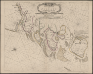 TA_RIV_025 A Chart of the Sea-coast of Zealand From Walcheren to the Maes, 1675.