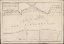 TA_RIV_029 Kaart van het Haringvliet en Rheede voor Hellevoetsluis, 1792.