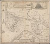 TA_RIV_030 Kaart heeft geen titel, op de achterzijde van de kaart No. 14 a vermeld, 1738.
