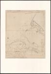 TA_RIV_033 Het Eylandt West-Voorn of Goedereede met de Dieptens en Droogtens Ronds-omme tot aan Den Hoek van Hollandt ...