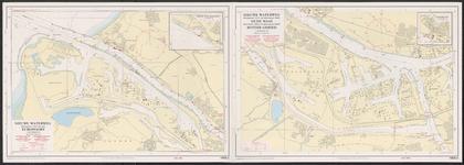 riv_041-004 Hydrografische kaart voor Kust-en Binnenwateren, 1986.