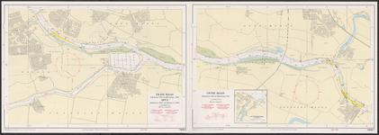 riv_041-008 Hydrografische kaart voor Kust-en Binnenwateren, 1986.