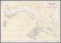 riv_041-012 Hydrografische kaart voor Kust-en Binnenwateren, 1986.