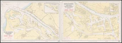 riv_043-005 Hydrografische kaart voor Kust-en Binnenwateren, 1985.