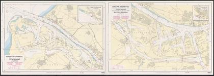 riv_044-005 Hydrografische kaart voor Kust-en Binnenwateren, 1986.
