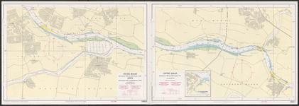 riv_044-008 Hydrografische kaart voor Kust-en Binnenwateren, 1986.