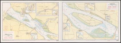 riv_047-006 Hydrografische kaart voor Kust-en Binnenwateren, 1985.