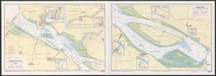 riv_048-006 Hydrografische kaart voor Kust-en Binnenwateren, 1985.