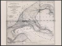 TA_RIV_054 Hydrographische kaart der zee-gaten van Goeree en de Maas, 1823 gedrukt 1849.