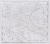 TA_RIV_064 Hydrographische kaart der zee-gaten van Goeree en de Maas, 1857, druk in 1858.