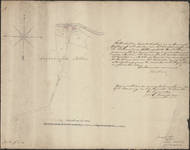 TA_SPIJK_002 Uittreksel der kadastrale, plan Sectie E, 1841.