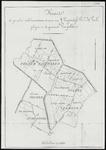 TA_VIERP_001 Kaart der perceelen toebehoorende aan de erven van J.Luijendijk Pzn. en H.Vink gelegen in de gemeente ...