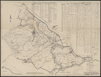 TA_WAT_001 Rozenburg en Voorne-Putten, waterstaatkundige toestand juli 1957, juli 1957.
