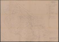 TA_WAT_002 Provinciale Waterstaat in Zuid-Holland, Waterstaatkundige Kaart no. IX, Rozenburg en Voorne Putten c.a., 1968.