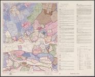 TA_WAT_015 Waterstaatskaart (polderkaart) van een gedeelte van Putten. De kaart is voorzien van een tekst uitleg over ...