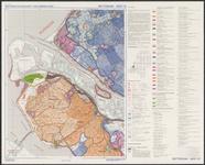 TA_WAT_019 Waterstaatskaart (polderkaart) vijfde editie van een gedeelte van Voorne-Putten, Rozenburg het ...