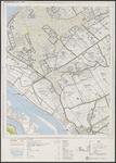 TA_WAT_022 Waterstaatkundige kaart waarop een klein deel van Voorne en het industriegebied Europoort is afgebeeld, ...
