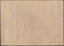 TA_WAT_024 Provinciale Waterstaat in Zuid-Holland, Waterstaatkundige Kaart no. IX, Rozenburg en Voorne Putten c.a., 1968.