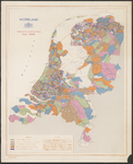 TA_WAT_026 NEDERLAND, waterschappen groter dan 500 HA, 1967.