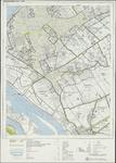 TA_WAT_031 Waterstaatkundige kaart van het Westland met een gedeelte van Europoort en Voorne